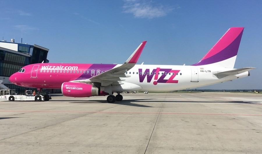 Wizz Air zakłada bazę w Sarajewie. 9 nowych tras do siedmiu krajów