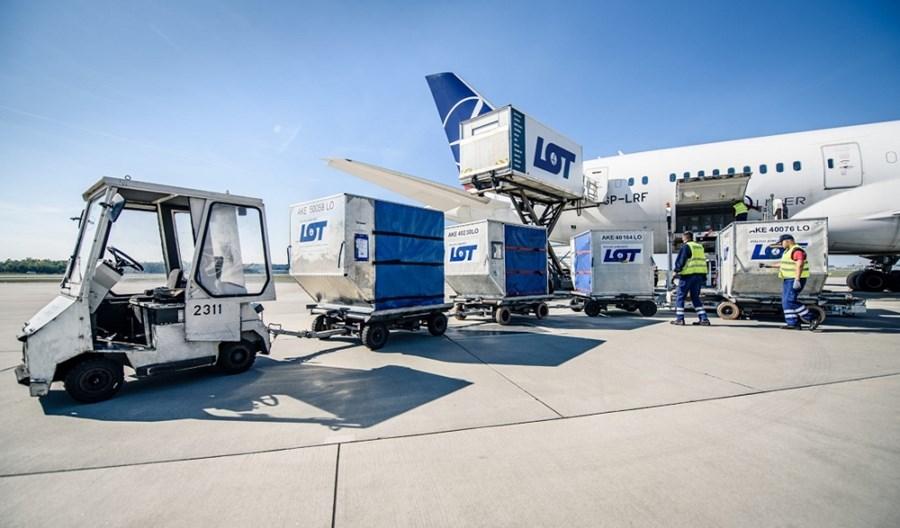 Polski rynek lotniczych przewozów towarowych rośnie. Pobierz raport ZDG TOR