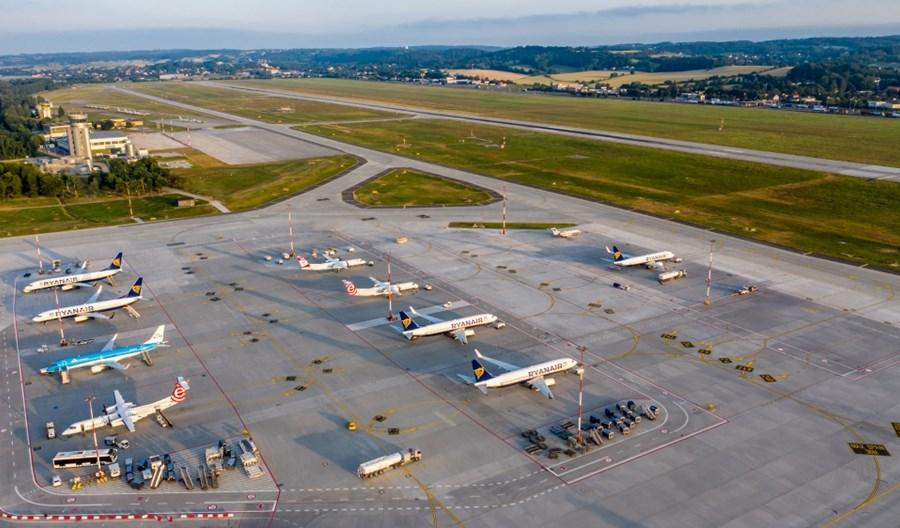 Koronawirus. 52 pasażerów w kwietniu w Kraków Airport