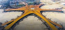 Pekin-Daxing i CPK. Kolej niezbędnym elementem lotniska