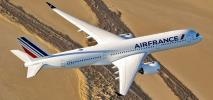Linia Air France odebrała pierwszego A350-900