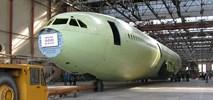 VASO rozpoczyna montaż pierwszego Iła 96-400M