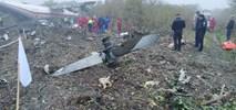 Wypadek Antonowa-12 na Ukrainie