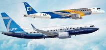 Strategiczne partnerstwo Boeinga i Embraera nabiera kształtu