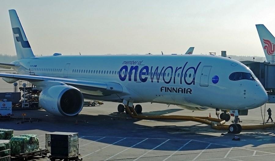 Finnair uruchomią trzy dalekie trasy ze Szwecji. Rejsy obsłużą A350