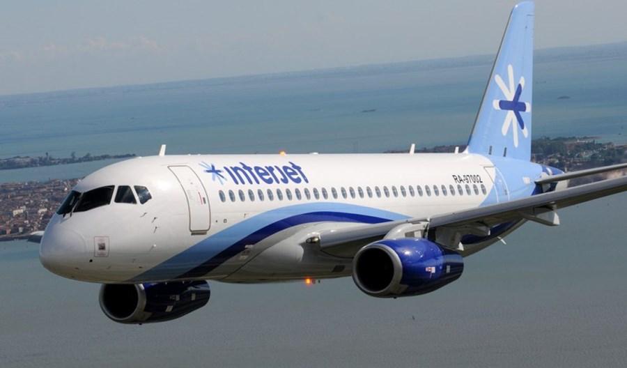 Interjet w coraz gorszej sytuacji finansowej. Flota zmniejszona o prawie 80 samolotów