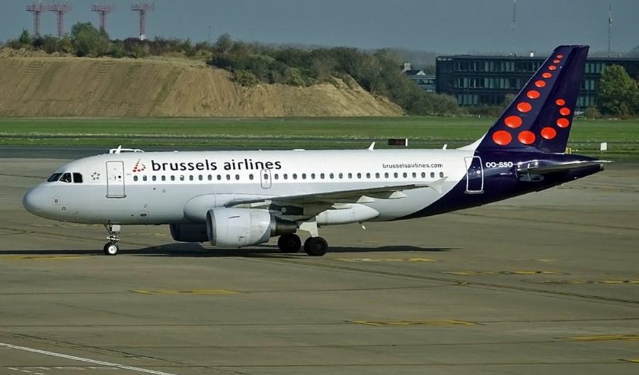 Osiem destynacji znika z rozkładu lotów Brussels Airlines