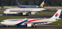 Rozszerzone partnerstwo Singapore Airlines i Malaysia Airlines