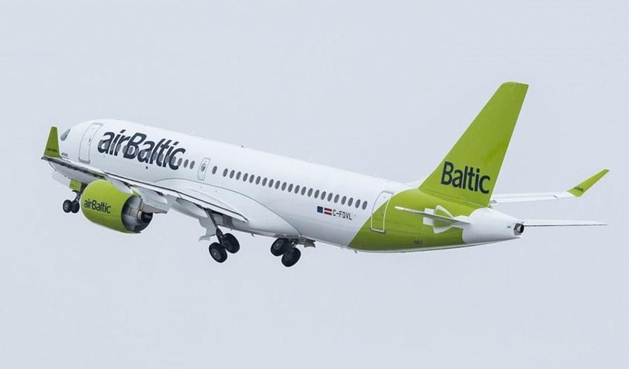 airBaltic i Airbus aktualizują harmonogram dostaw pozostałych A220