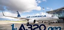 Air Corsica odebrała pierwszego Airbusa A320neo