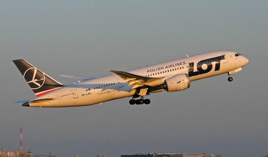 LOT: 8,5 tysiąca pasażerów skorzystało z akcji #LOTdoDomu (aktualizacja)