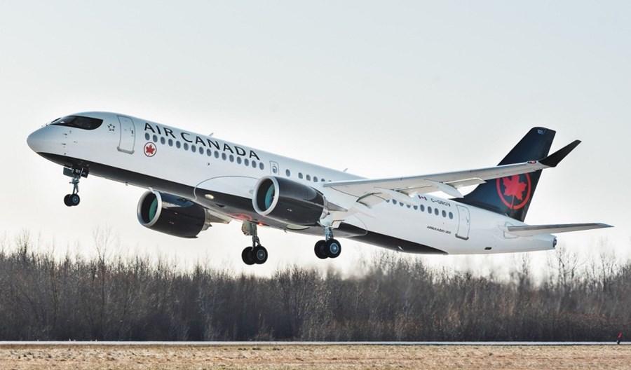 Air Canada wysyła na bezpłatne urlopy 16,5 tysiąca pracowników