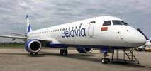 Belavia odebrała kolejnego embraera E195