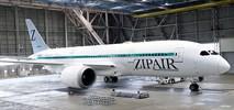 Zipair Tokyo wystartuje z lotami cargo. Z pasażerami poleci później