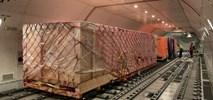Frachtowce B747 dostarczyły części do australijskiej elektrowni