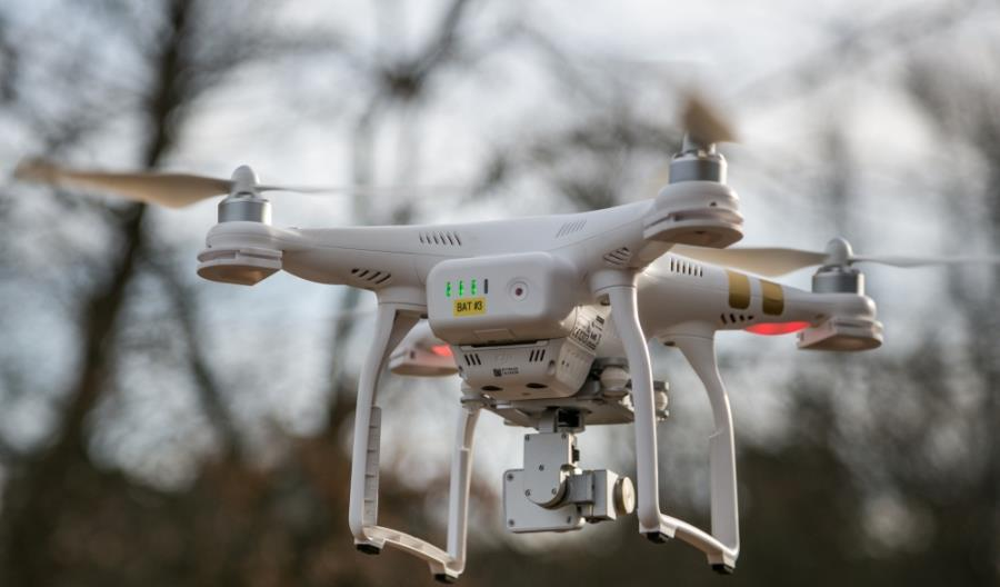 PAŻP rozpoczęła nabór partnerów w pilotażowym projekcie dronowym