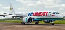Linia Air Kiribati odebrała pierwszego embraera E190-E2