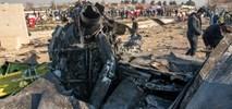 Katastrofa samolotu UIA. Rząd Ukrainy: Prawdopodobną przyczyną rakieta Tor [godz. 12:00]