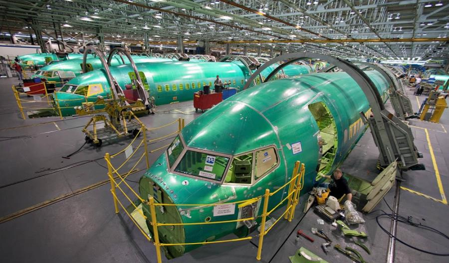 Boeing: 20 kwietnia wznawiamy produkcję samolotów komercyjnych
