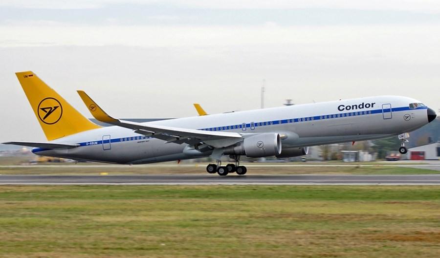 Boeingi Condora lecą z Perth do Niemiec