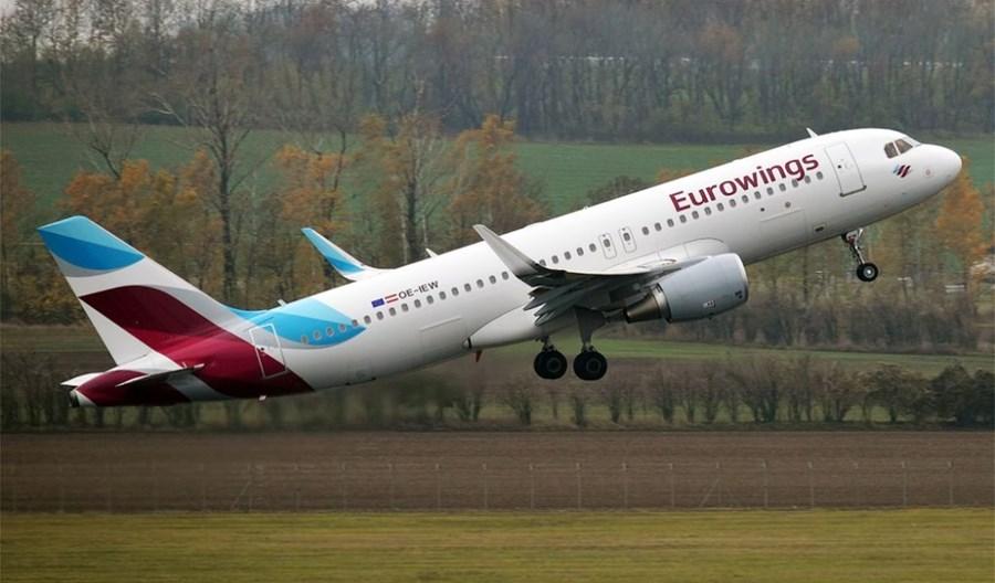 Trzy nowe trasy Eurowings z Duesseldorfu. Dalekie rejsy do Gruzji i Rosji
