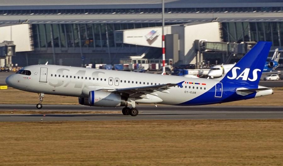 SAS otwiera połączenie z Warszawy do Sztokholmu