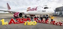 Batik Air odebrały pierwszego Airbusa A320neo