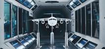 Demonstracyjny samolot Airbusa przechodzi próby w tunelu aerodynamicznym