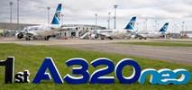 EgyptAir odebrał pierwszego airbusa A320neo