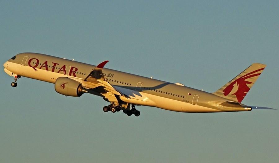 Qatar Airways Cargo dostarczyło 5000 ton ładunków pilnej potrzeby
