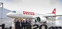 Swiss odebrał pierwszego airbusa A320neo