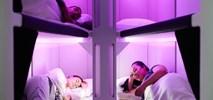Air New Zealand: Piętrowe łóżka w klasie ekonomicznej z Auckland do Nowego Jorku