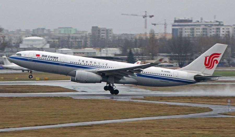 Chiny: Wzrasta zapotrzebowanie na paliwo lotnicze