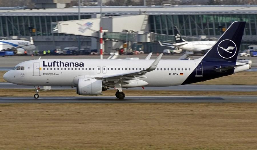 Grupa Lufthansy planuje zmniejszyć liczbę lotów nawet o 50 proc.