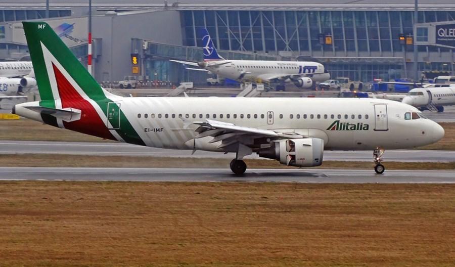 Alitalia upoważniona do zaprzestania sprzedaży biletów. 15 października start ITA