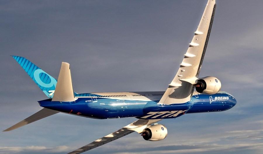 Emirates odkładają dostawy Boeingów 777X do 2023 roku