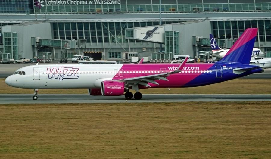 Wizz Air stawia mocniej na Włochy. Siedem nowych tras