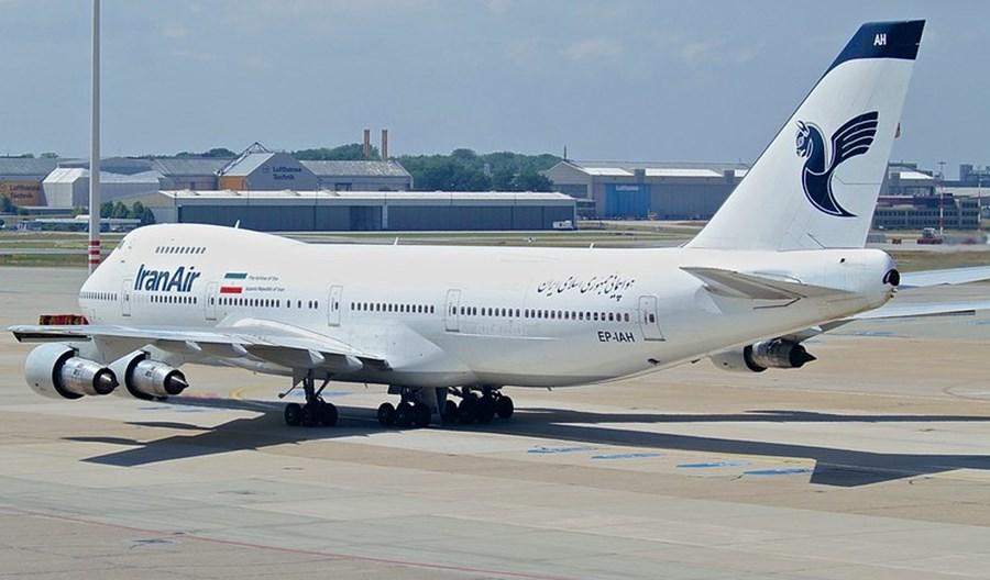 Iran Air zawiesił wszystkie połączenia do Europy