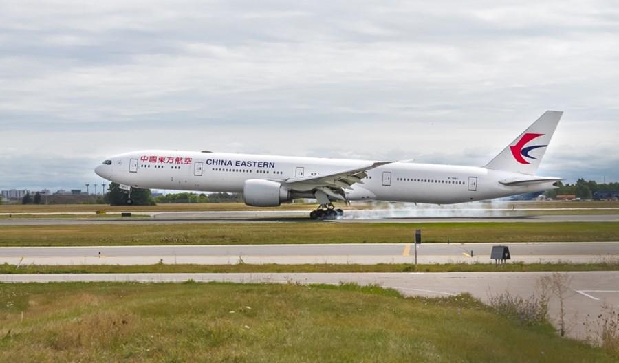 COVID-19: W lutym linie lotnicze z Chin traciły do 72 mln dolarów dziennie