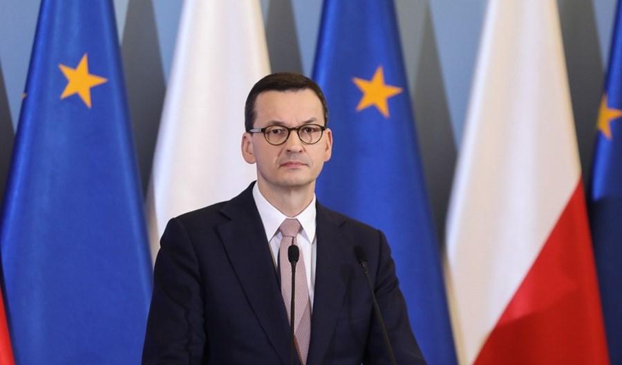 Morawiecki: CPK ułatwi nam wyjście z kryzysu