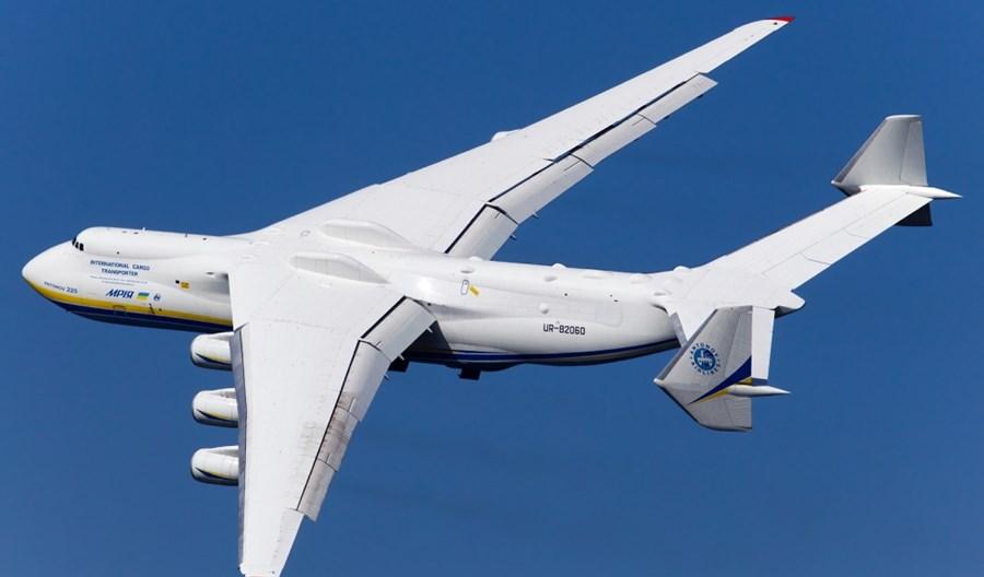 An-225 Mrija wyląduje na lotnisku im. F. Chopina!
