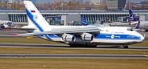 Rusłan w Warszawie. Zapracowane An-124 opanowały niebo na świecie (aktualizacja)