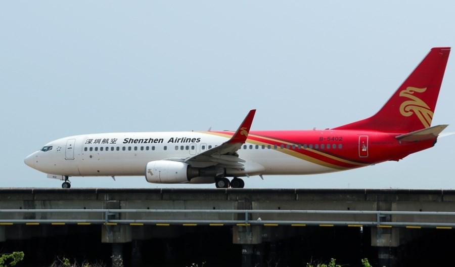84 proc. pasażerów lecących z zagranicy do Pekinu, nie dotarło do celu podróży