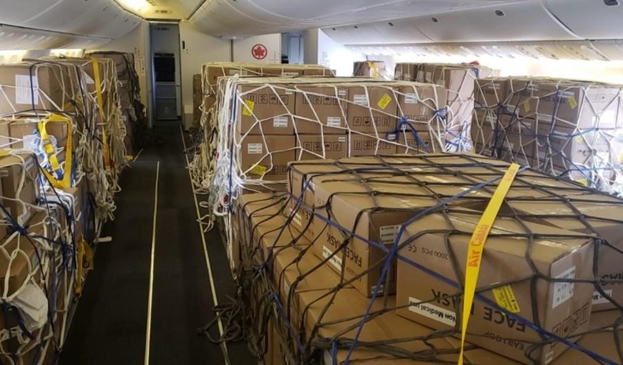 Air Canada modyfikuje trzy B777-300ER na potrzeby cargo