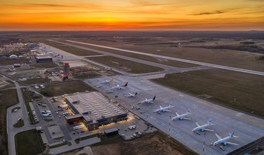 GTL ogłosiło przetarg na budowę hangaru w Katowicach