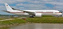 LH Technik rozpoczęła przebudowę airbusa A350 VIP dla Luftwaffe