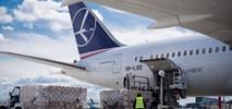 LOT Cargo: Ponad 17 tys. m3 przewiezionych towarów medical cargo
