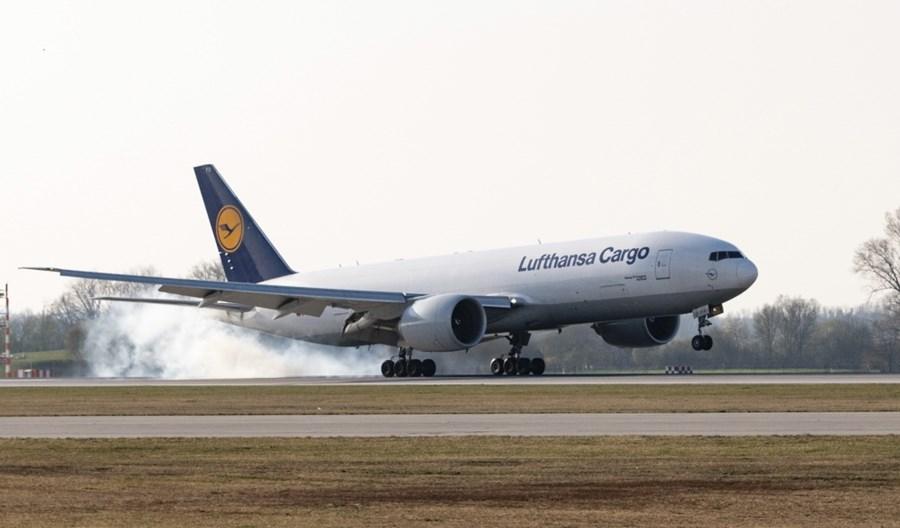 Lufthansa Cargo: Ponad 100 lotów tygodniowo do Chin