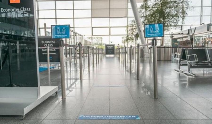 Wrocław: Spadek o ponad 90 proc. liczby podróżnych w styczniu