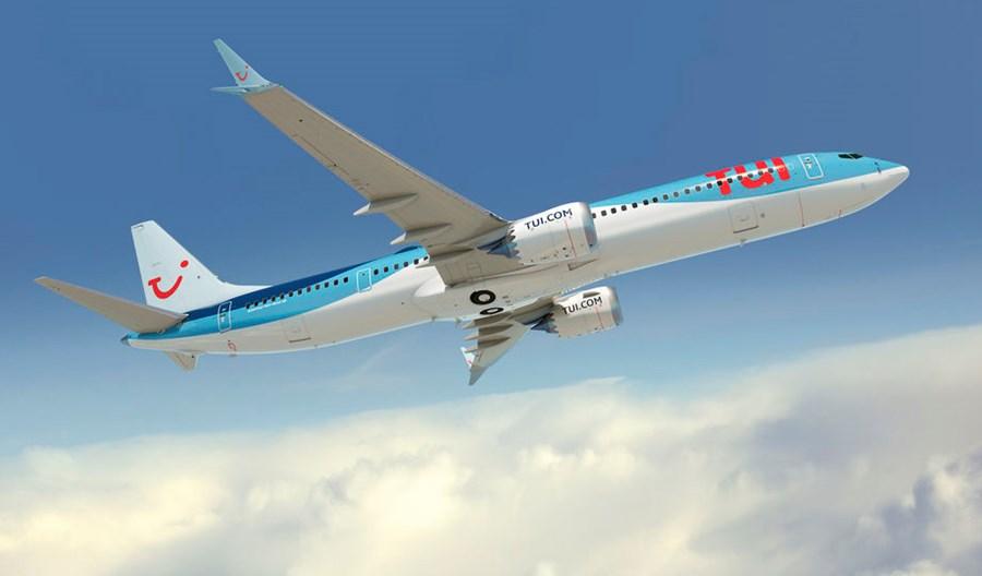 Boeing: 300 mln euro rekompensaty dla TUI za MAX-y